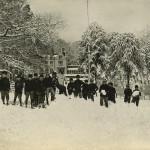 Summerfields House - boys in snow