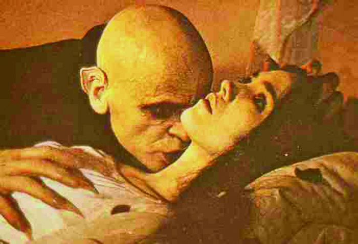 The vampire  celebrated in legend, film and in books
