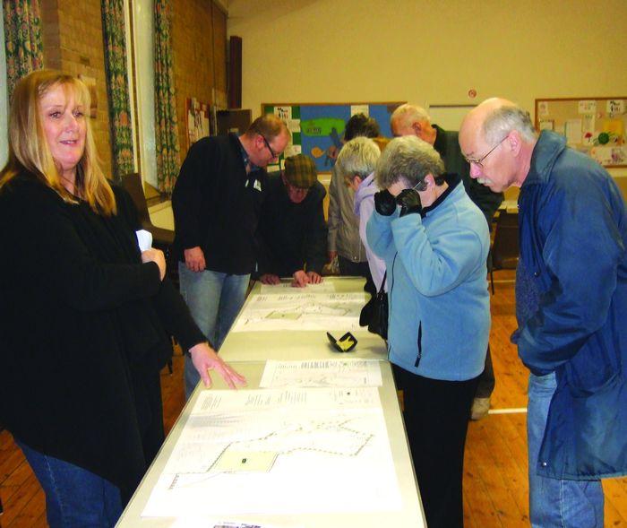 Gaby & Stuart Hill help explain the new Asda plans in Nov