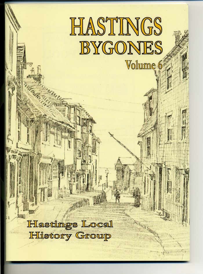 Hastings Bygones by Heather Grief