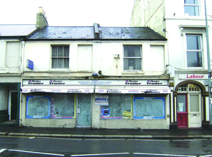 86-88 Bohemia Road - auctioned in April for 105,000
