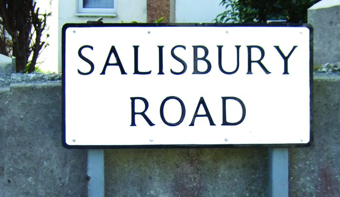 Local opinion from Salisbury Road