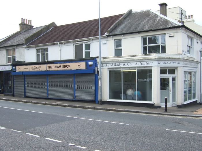 Solicitors Richard Body have bought Lullabuys premises.