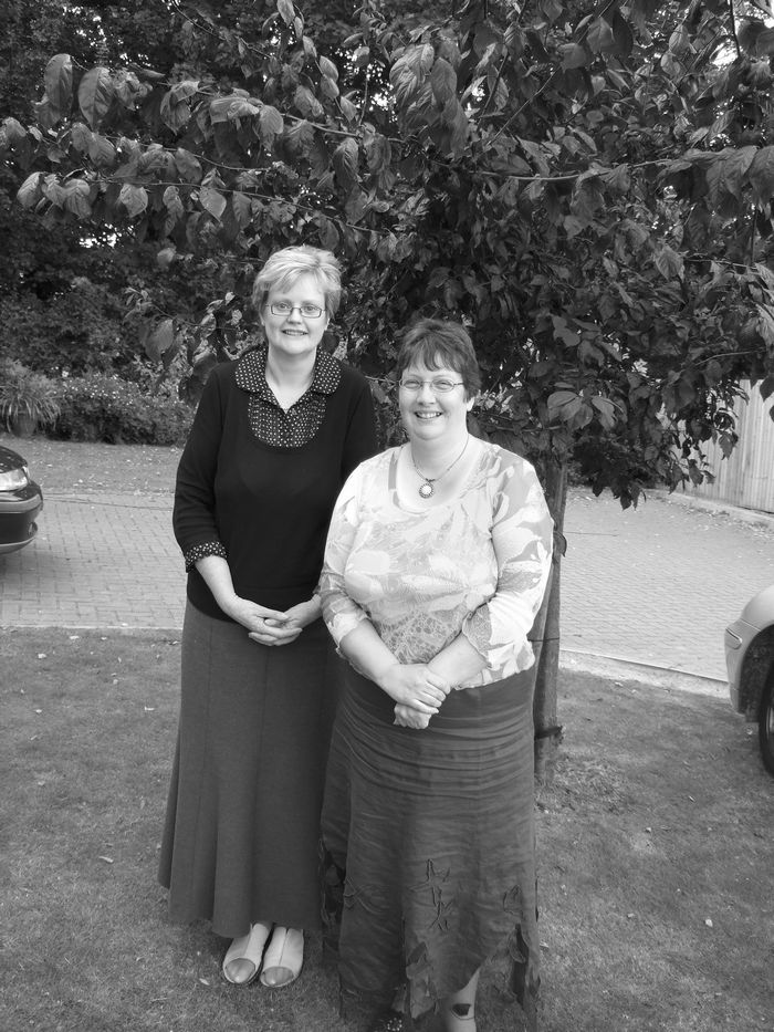 Theresa (left) and Denise of SW
