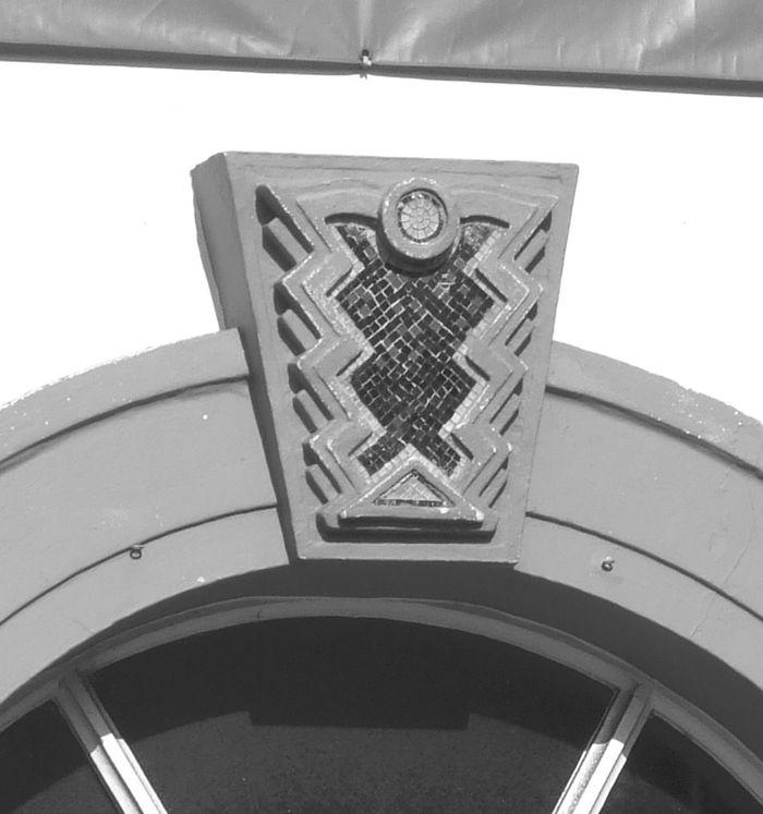 Detail of embellishment