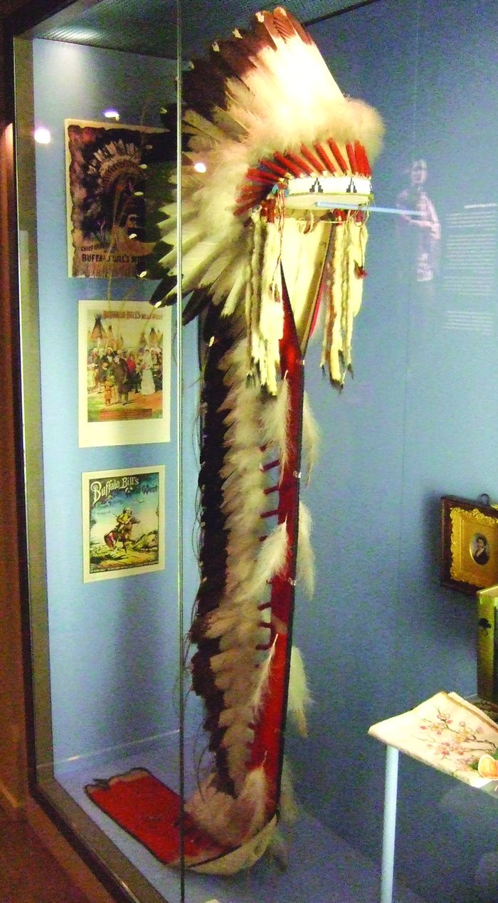 Museum Head dress