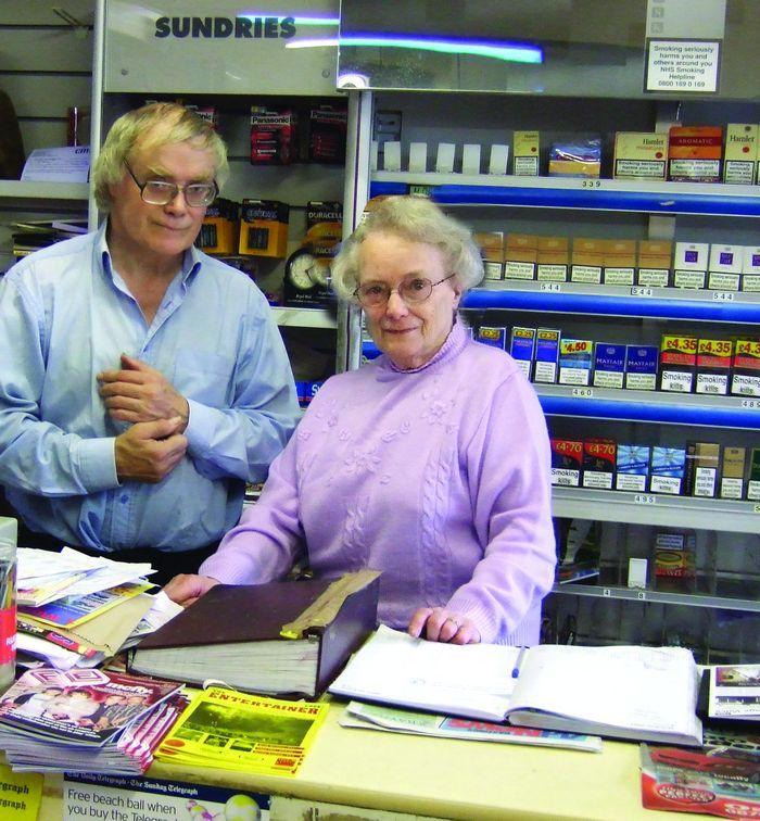 Keith & Dorothy Wood