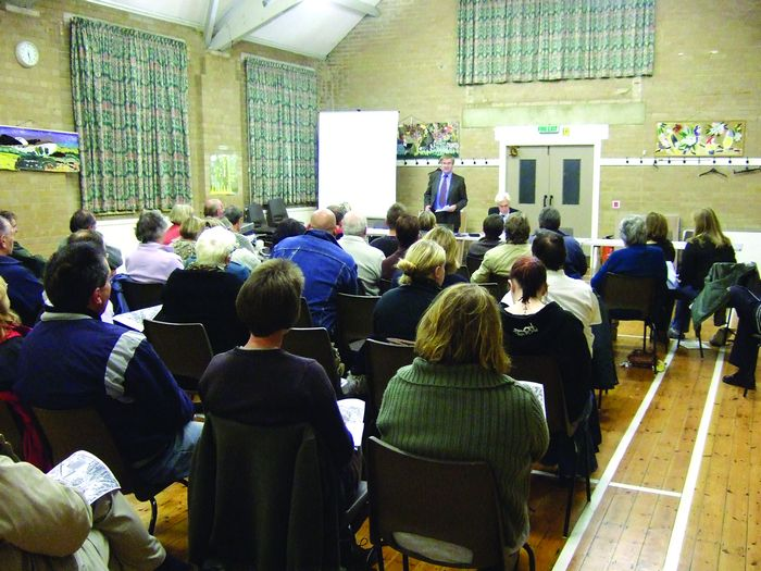 ASDA consultation at St Matthews Church Hall