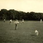 Summerfields - cricket field, 1910-12