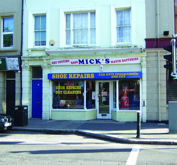 Micks premises