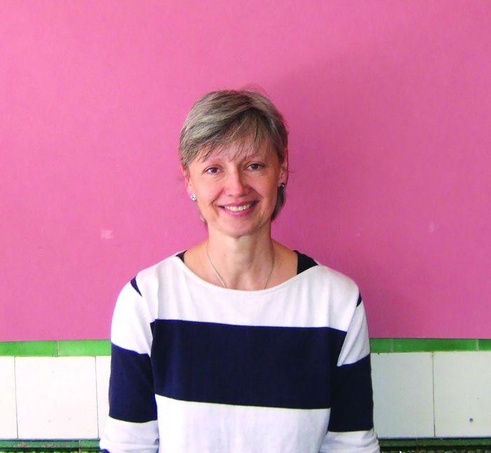 Beth Geddes, acupuncturist