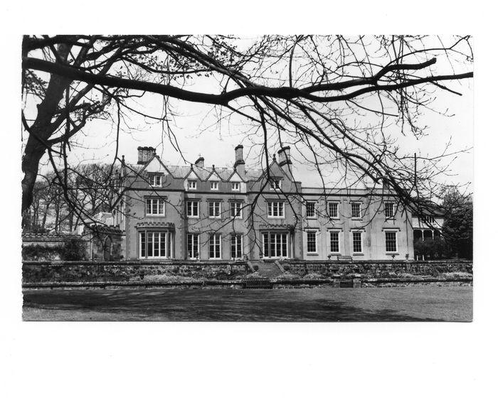 Bohemia House - demolished in 1972
