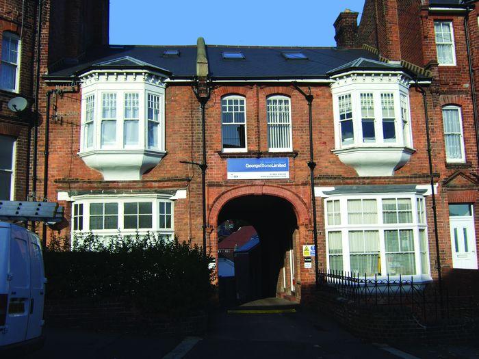 George Stone premises