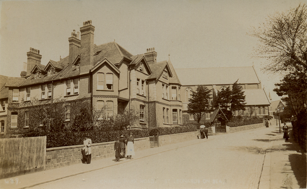 Alexandra House for chronic invalids 1915