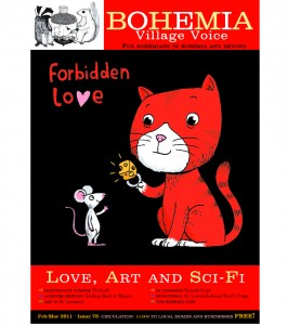 Bohemia Village Voice #78 (Feb 2011)