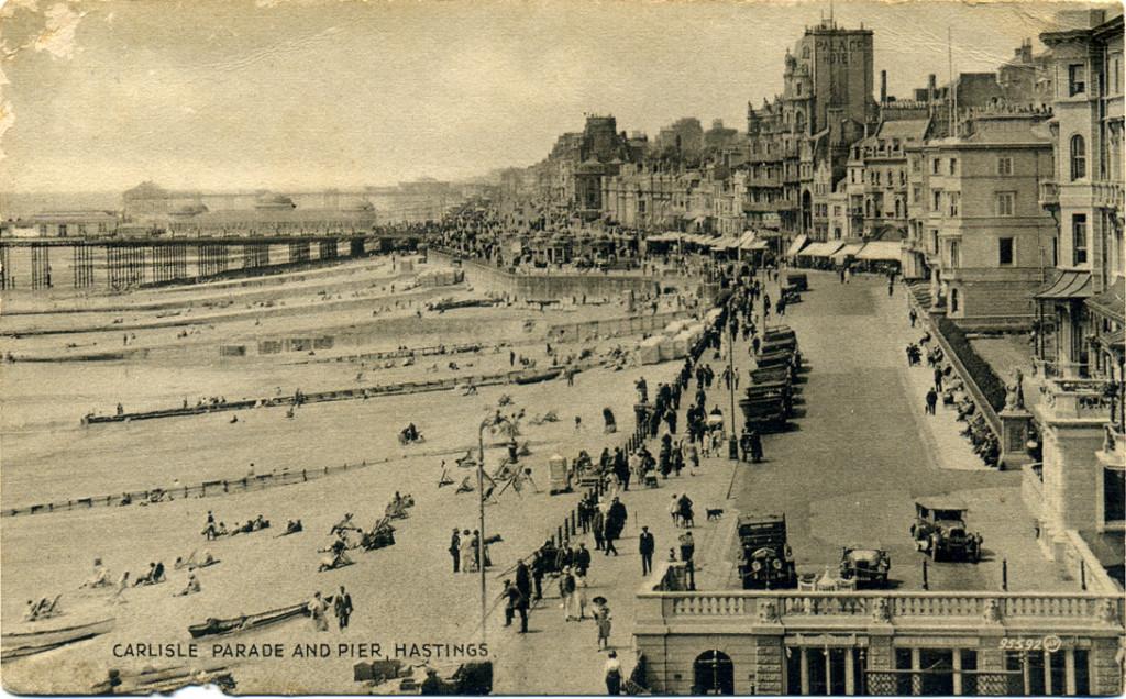 Carlisle Parade (1910?)