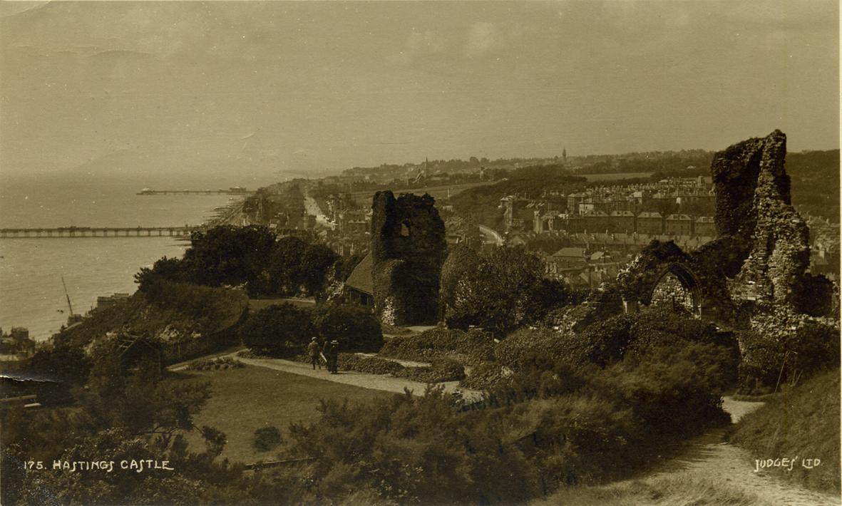 2. Hastings Castle