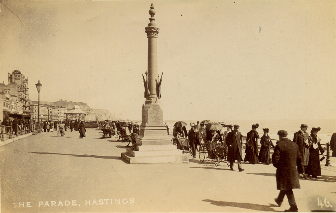 4. The Parade, Hastings