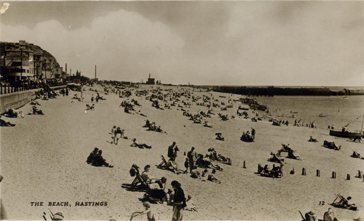 The Beach Hastings