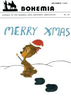 Bohemia Journal 23 (Dec 1986)