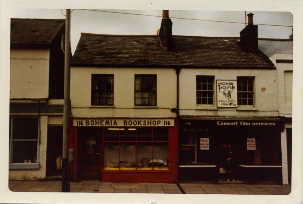 Bohemia Bookshop (Frank Letchford, 1970)