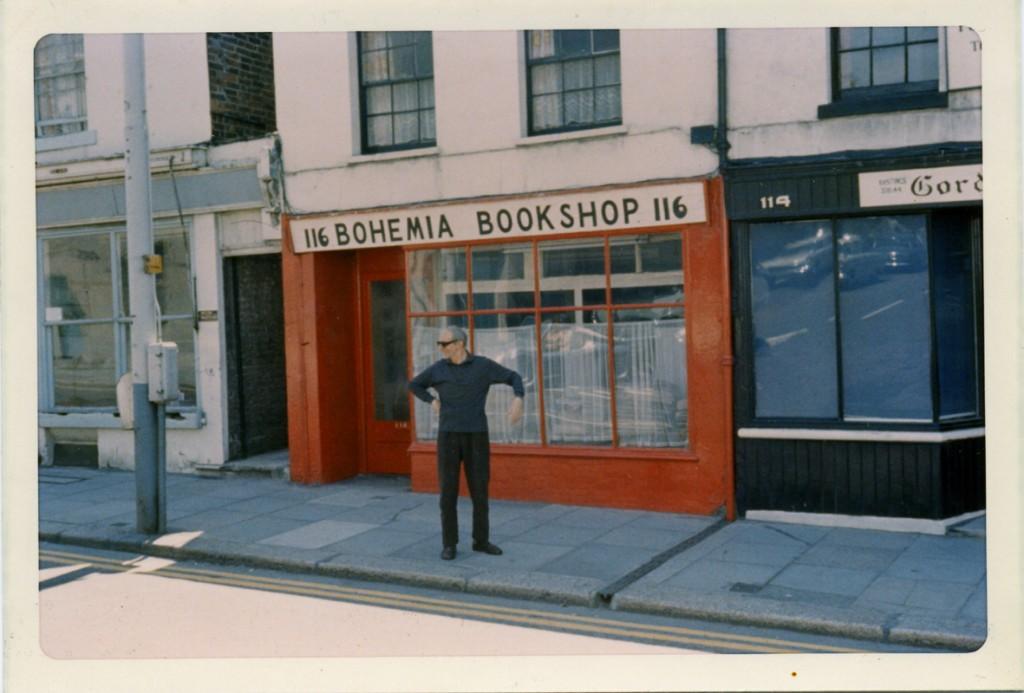 Bohemia Bookshop - Frank Letchford (1973)