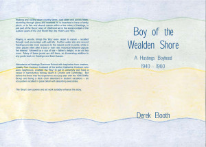 Cover of Boy of the Wealden Shore by Derek Booth