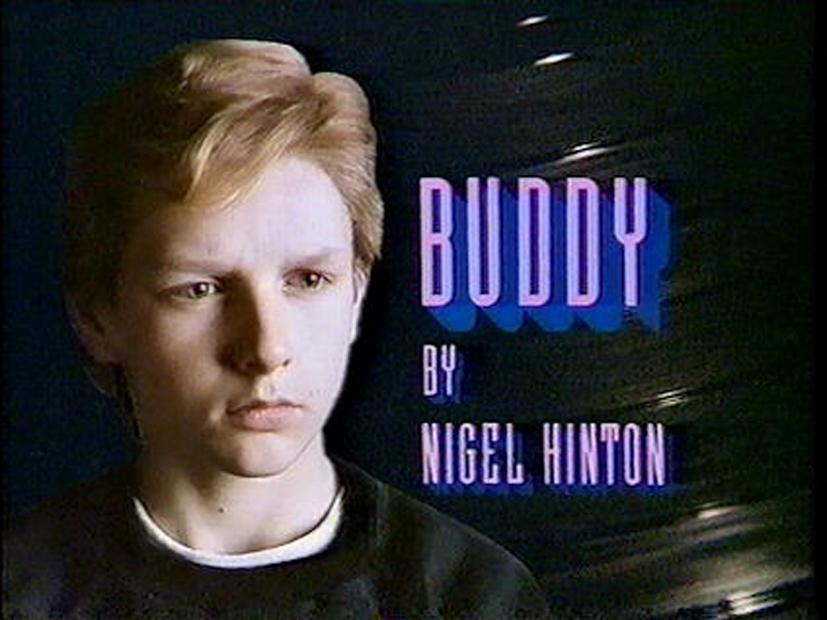 buddy book nigel hinton