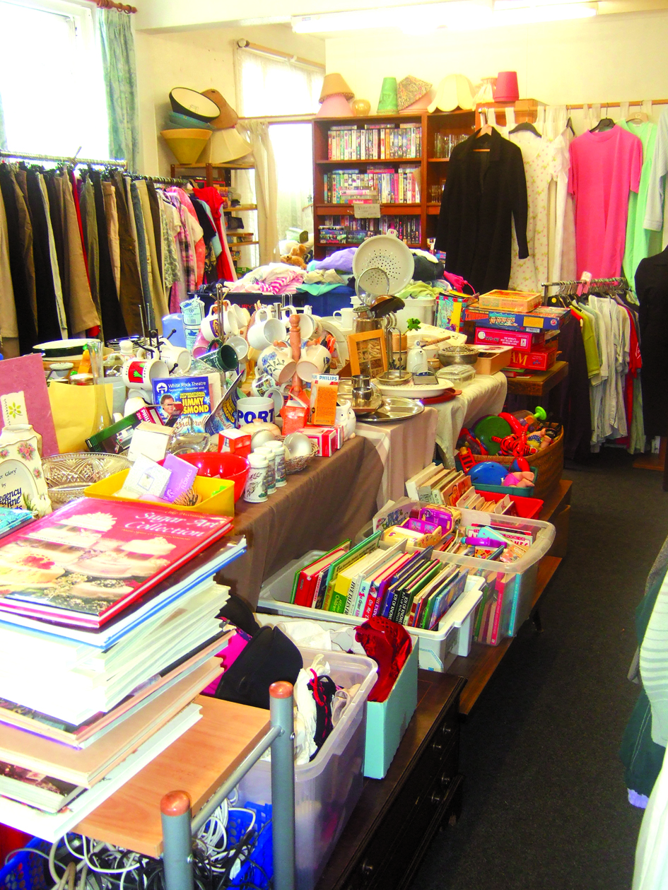 Hastings & Rother Voluntary Assn for the Blind charity shop