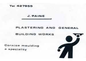 J Paine