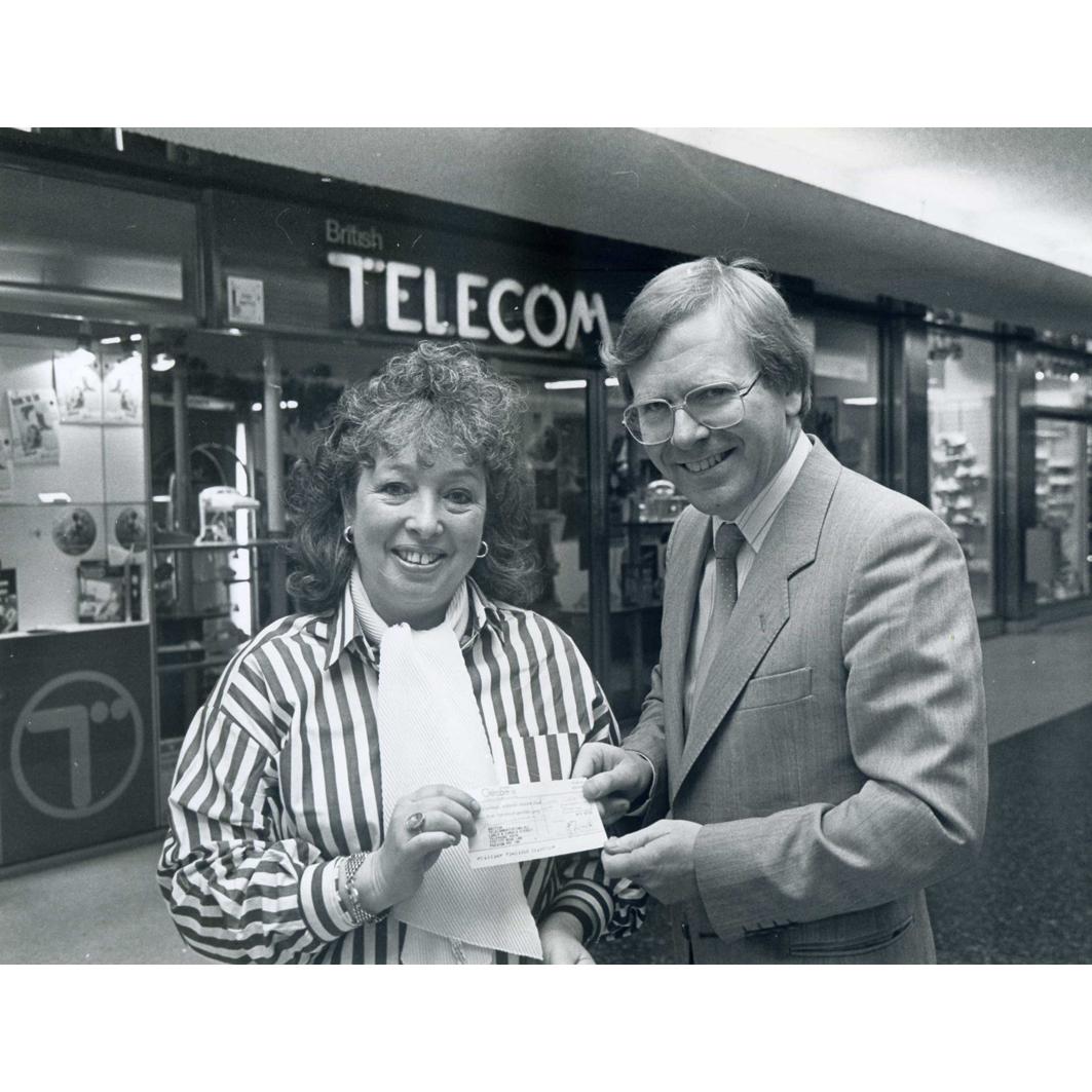 June at British Telecom