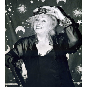 June Hudson at Music Hall Tavern, Blackpool