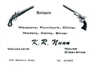 K R Nunn