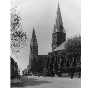 London Road, 1964