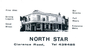 North Star (advert June 1987)
