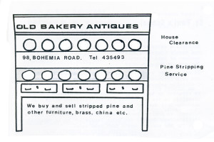 Old Bakery Antiques