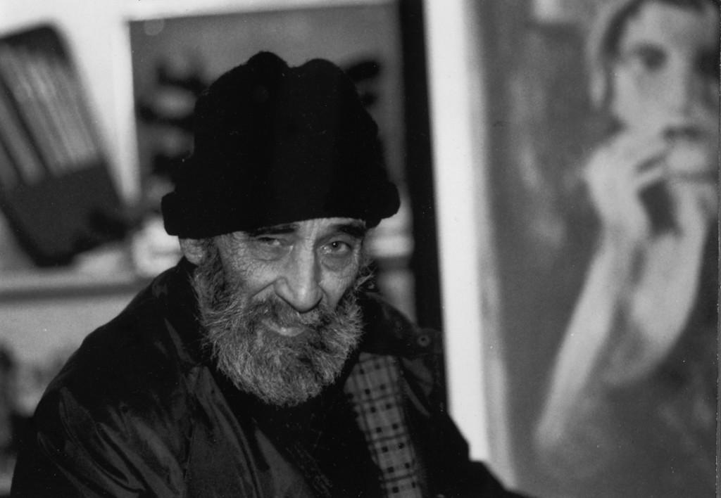 'Bob the Brush' Robert Farquhar