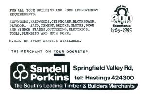 Sandell Perkins