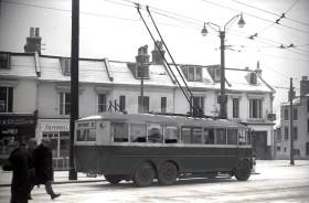 Silverhill trolleybus