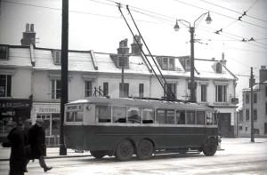 Silverhill - trolleybus