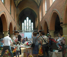 Sonrise Church Jumble Sale July 2013