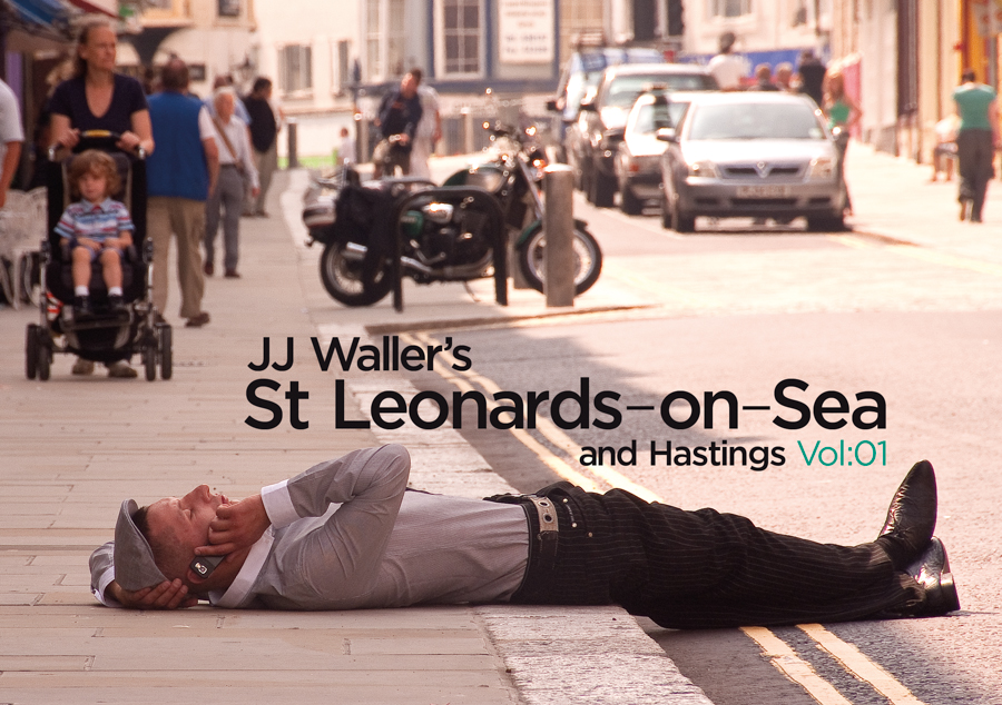 J J Wallers St LeonardsonSea Vol 01 November 2014 launch