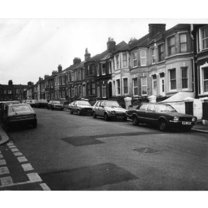St Paul's Road, 1989