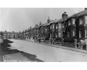 St Paul's Road Pre-1914