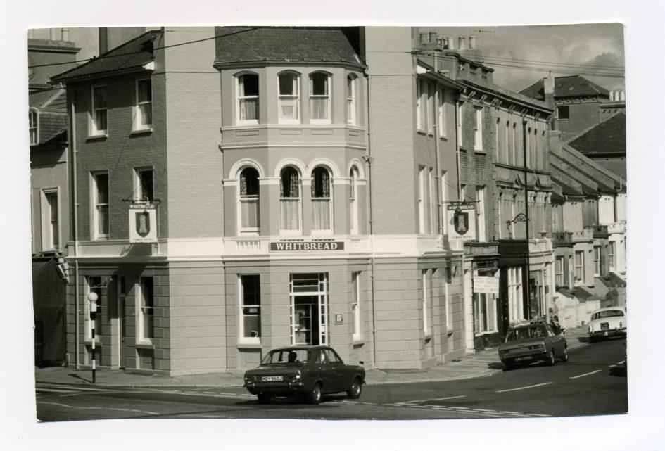 Tower Pub 1975 (photo courtesy Joyce Letchworth)