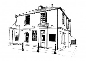 Wheatsheaf Drawing